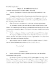 Study Questions Chapter 21
