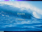 Chapt10_Waves
