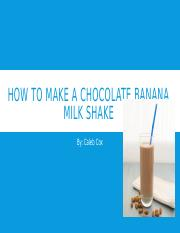 How to make a Chocolate Banana.pptx