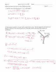 Quiz 11.1-11.2-1 - Math IC Quiz#15 11.1-11.2 HW Name Class ...