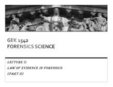 GEK 1542 - Lecture (Law of Evidence in Forensics Part 2)(Students B&W).pdf