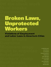 Broken Laws Unprotected Workers Article