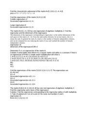 eigenvalues and eigenvectors of 3x3 matrix pdf