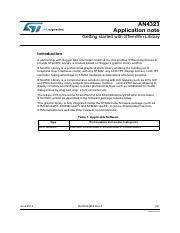 en DM00103145 pdf - UM1709 User manual STM32Cube Ethernet IAP
