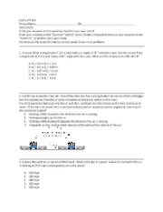 PY211 Summer13 Test 1