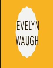Evelyn Waugh.pptx