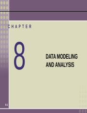 Chapter 2 - Data Modeling and Analysis.ppt