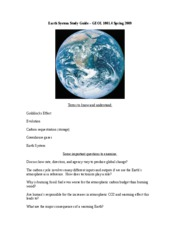 Earth_System_Study_Guide_-_GEOL_1001