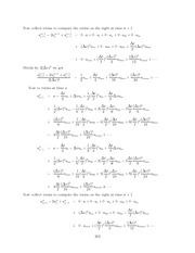 Differential Equations Lecture Work Solutions 305