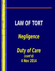 tort7(neg6Nov4) copy.ppt