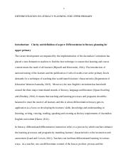 descriptive essay descriptive essay coney island as my favorite  11 pages differentiation in literacy planning for upper primary