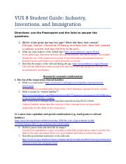 VUS_8_SG_Industry_Inventions_Immigration