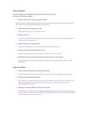 Wood, Peppered Moth Worksheet.docx - Data and Analysis ...