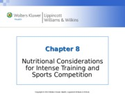 Nutrition Chapter_08  lecture notes