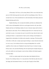 The Theory of Everything Paper