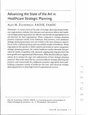Zuckerman_Healthcare Strategic Planning.pdf