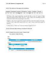 ECE 485 Assignment 6 Solution.docx