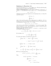 Chem Differential Eq HW Solutions Fall 2011 167