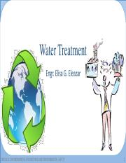 05-Water Treatment