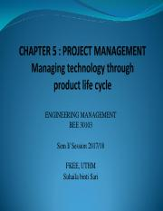 Chap5.3 Project Management-part1 - Managing technology through product life cycle.pdf