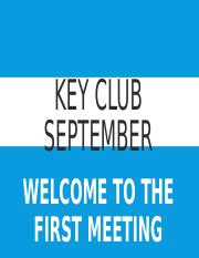 Key Club April.ppt