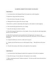 LEARNING OBJECTIVES FOR BY 124 EXAM II (1).pdf