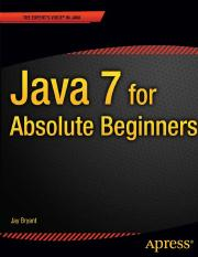Java 7 for absolute beginners.pdf