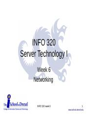 6 - Networking
