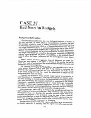 Communication case (short) Bad  news in Budgets.pdf