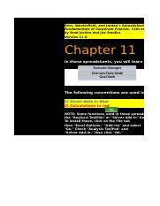 Chapter 11 Excel Master It.xlsx