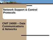 Lecture10 - Network Support & Control Protocols-Clean