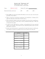 STAT 400 Midterm Fall 2013 KEY.pdf