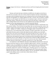 Greek vs Persians Essay - Jacob Rodriguez%2F Maverick Cruz.docx