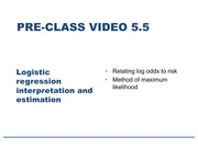 Mod5_Video5_LogisticRegressionEstimation