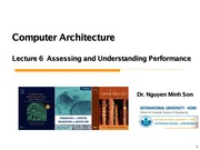 Son-CA_lec6_Assessing and Understanding Performance