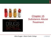 GNM Substance Abuse Treatment-Ch.15