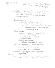 CMCL 122 notes 6
