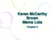 Brown Mama Lola Chapter 6.2