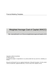 WeightedAverageCostofCapital-WACC[1]