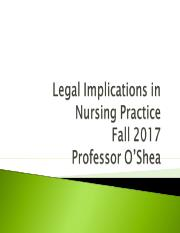 Legal Impllications in Nursing Practice.ppt