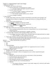 Management Chapter 11 Notes.docx