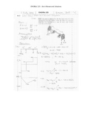 ENGR 225 Set 6 Solutions