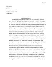 is mayella ewell powerful essay