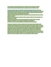 Essays in spanish