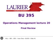 Lecture20_ Final Review-2015_posting