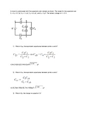 PHYS 121 ASSIGNMENT 8 SOLUTIONS
