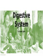 Digestive System_S14