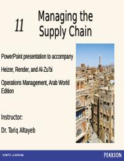 OM_ch012 ppt - 12 Managing Inventory PowerPoint presentation to