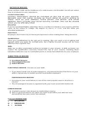 Required Resume Sections5 v
