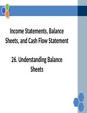 Reading+26+Understanding Balance Sheets.pptx